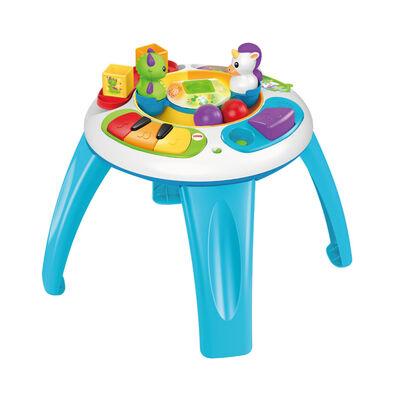 Fisher-Price費雪 獨角獸學習遊戲桌