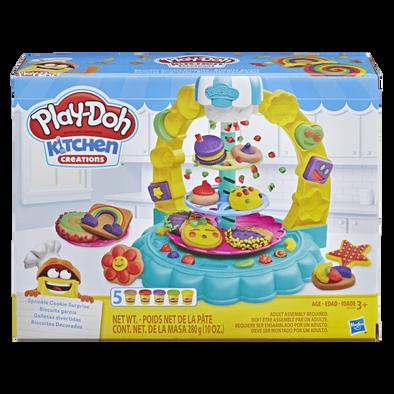Play-Doh培樂多 廚房系列 點點餅乾盤