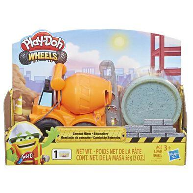 Play-Doh培樂多車輪系列 小車遊戲組 - 隨機發貨