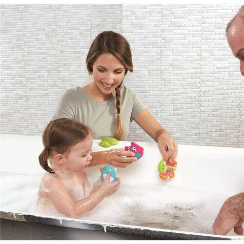 """Babies""""R""""Us寶寶""""反""""斗城自家品牌 花園派對洗澡玩具"""