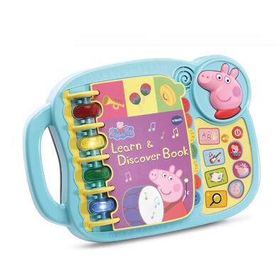 Vtech Peppa Pig粉紅豬小妹-字母故事啟蒙學習書