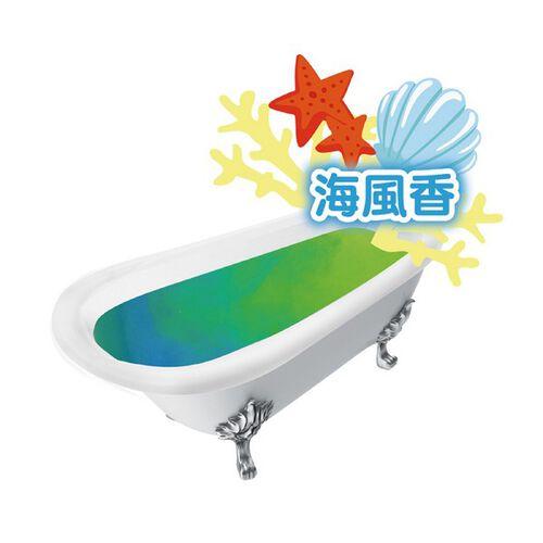 Nol 甜蜜之家趣味調色盤入浴錠(藍色)