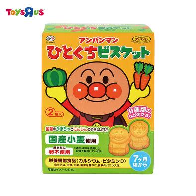 Anpanman麵包超人蔬果餅72g