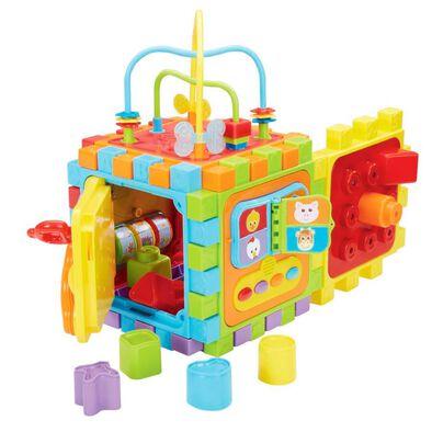 BRU Infant & Preschool小熊寶雲  單款盒裝積木