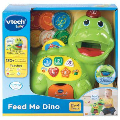 Vtech 小恐龍餵食學習組