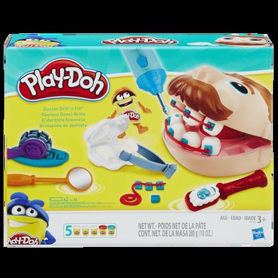 Play-Doh培樂多新天才小牙醫