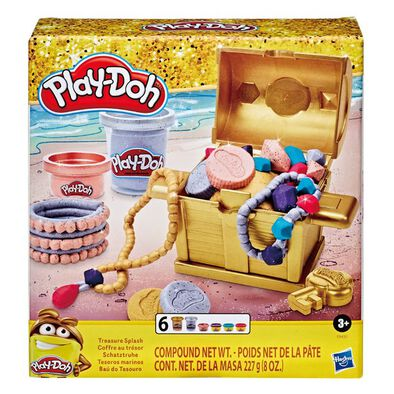 Play-Doh培樂多 閃亮藏寶箱