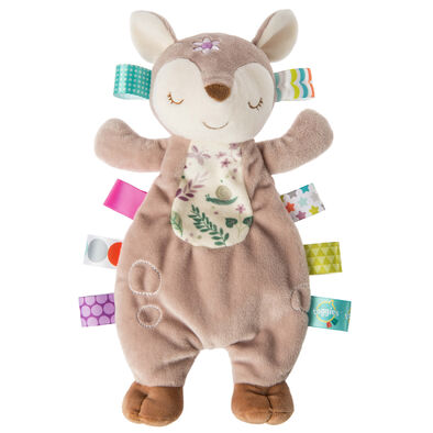 Taggies標籤玩偶安撫巾-小鹿芙蘿拉