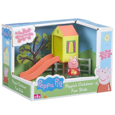 Peppa Pig粉紅豬小妹戶外遊戲組