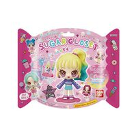 Bandai萬代 Sugar Closet入浴劑(附時髦小女孩公仔) - 隨機發貨