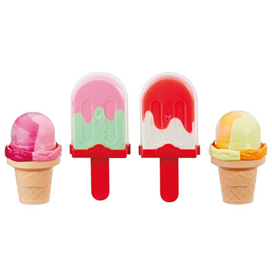 Play-Doh培樂多廚房系列 小冰櫃冰品組