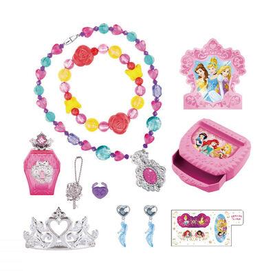 Disney迪士尼公主皇冠珠寶盒組