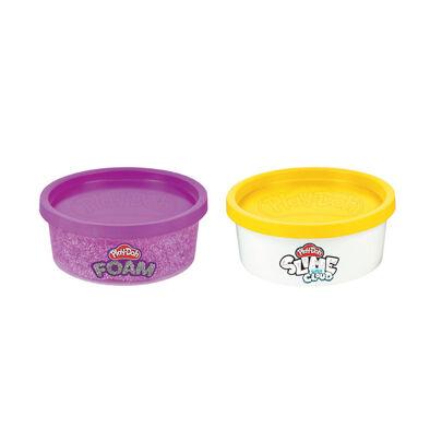 Play-doh培樂多 泡泡/超輕雲朵史萊姆 雙入組- 隨機發貨