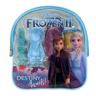 背著走Disney Frozen迪士尼冰雪奇緣黏土組