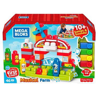Mega Bloks美高積木音樂農莊組合