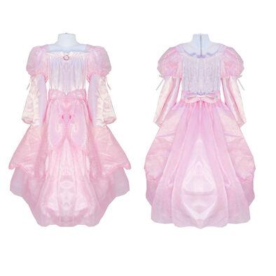 Liyuan礫園 粉色蛋糕裙-S