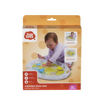 Top Tots 嬰兒充氣海洋世界水墊盒裝