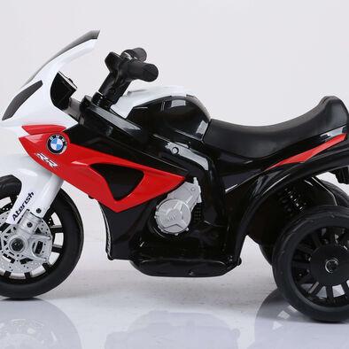 BMW電動三輪車-紅/寶馬S1000RR三輪重機(紅)