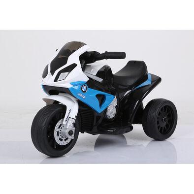 LUNG TZUAN BMW電動三輪車-藍
