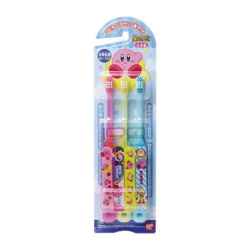 Kirby星之卡比 牙刷3入
