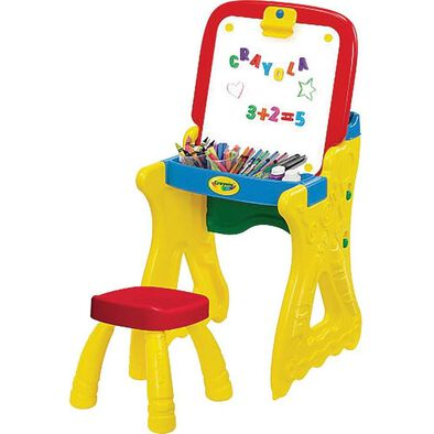 Crayola繪兒樂黑板桌椅組
