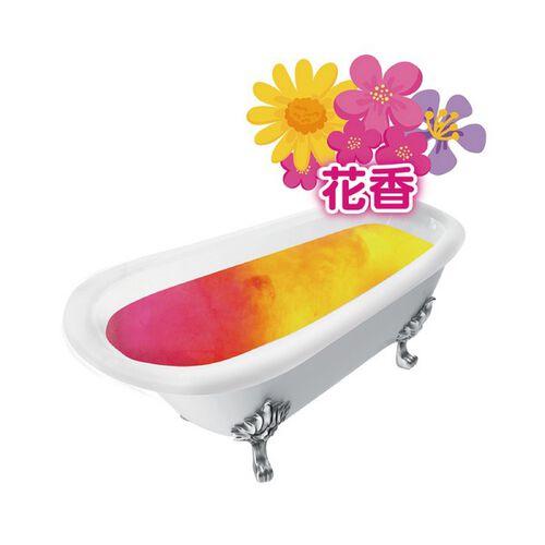 NOL甜蜜之家趣味調色盤入浴錠(粉紅)