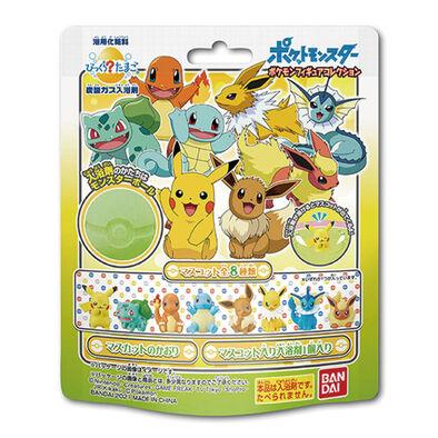 Bandai萬代 Pokemon 寶可夢入浴球- 隨機發貨