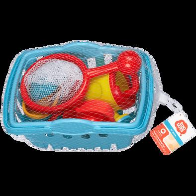 Top Tots天才萌寶 寶寶多合一洗澡玩具組 - 隨機發貨