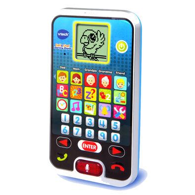 Vtech 電子學習機系列-聰明學習小手機