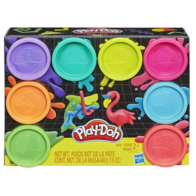 Play-Doh培樂多 八色黏土組