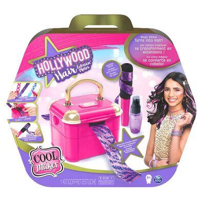 Cool Maker Hollywood Hair Diy 駁髮編織機套裝