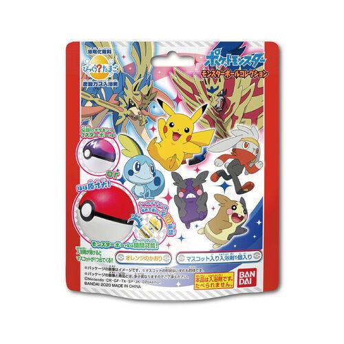 Bandai萬代 Pokémon精靈寶可夢入浴球 - 隨機發貨