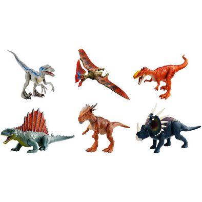 Jurassic World侏羅紀世界 基本恐龍系列 - 隨機發貨