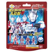 Ultraman超人力霸王 戰鬥吧!超人力霸王Ⅳ入浴球 - 隨機發貨
