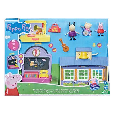 Peppa Pig粉紅豬小妹 佩佩上課去遊戲組